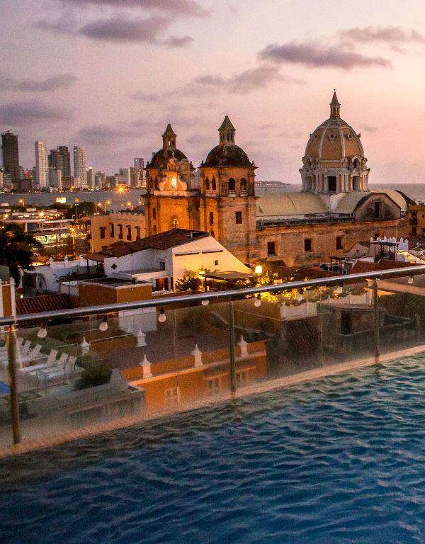 Travel to Cartagena Corporate Group Travel Colombia