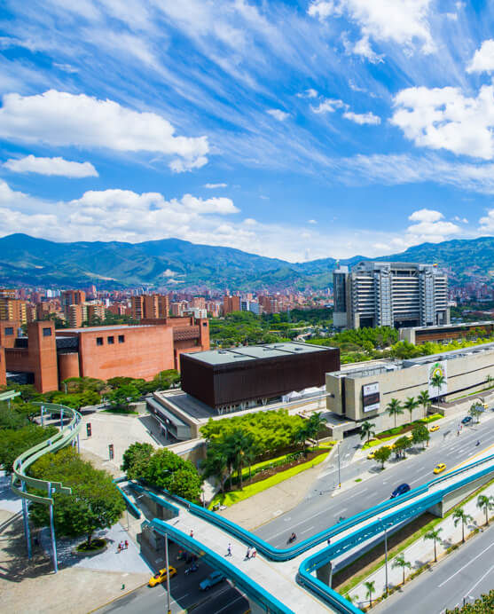 Group Travel to Medellin Colombia Tour