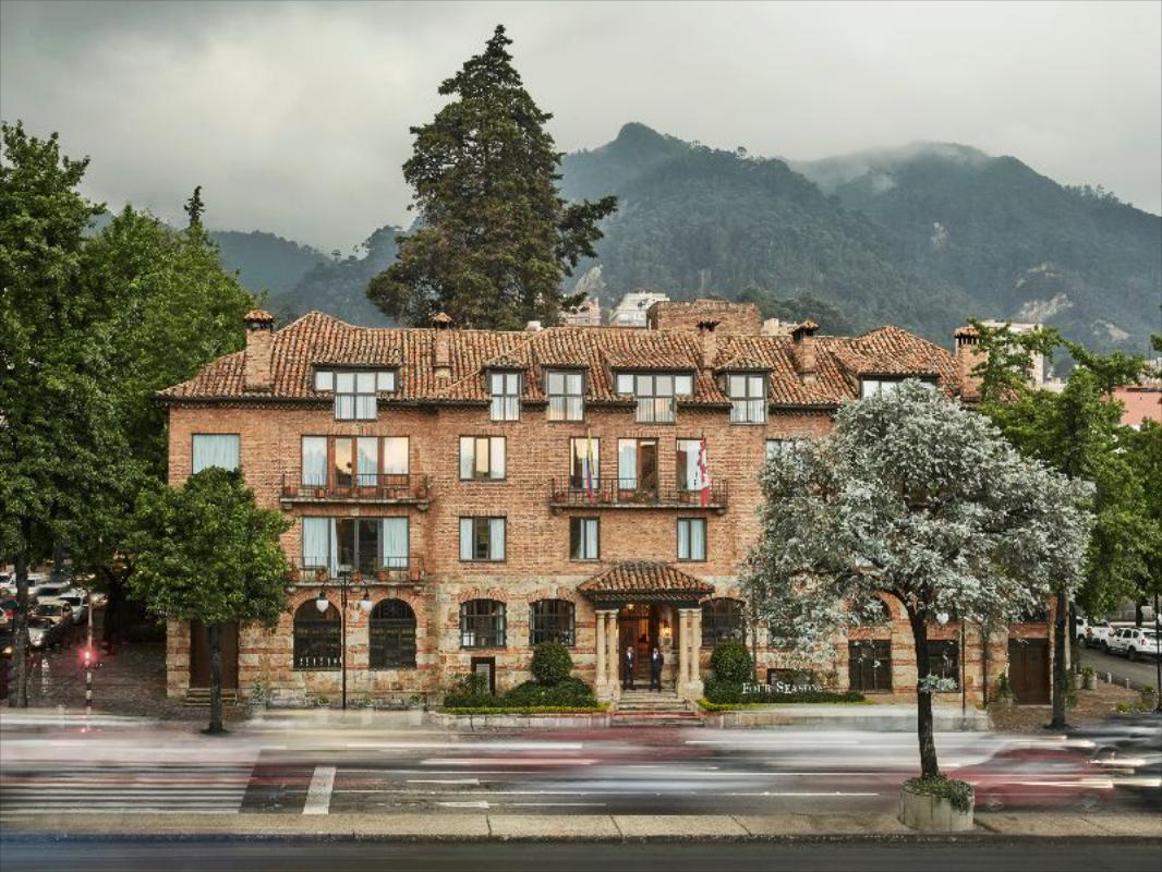 Best Bogotá Hotels
